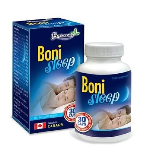 Thuốc trị mất ngủ Bonisleep