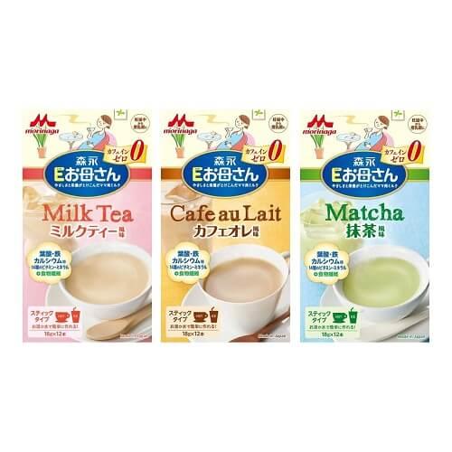 Sữa tốt nhất cho bà bầu - Sữa bầu Morinaga