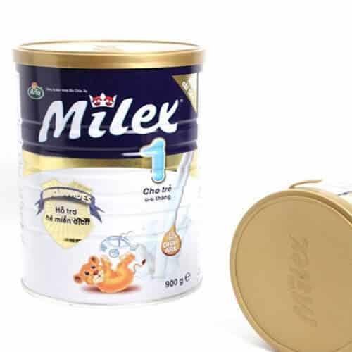 Sữa tốt nhất cho trẻ sơ sinh - Milex của Đan Mạch