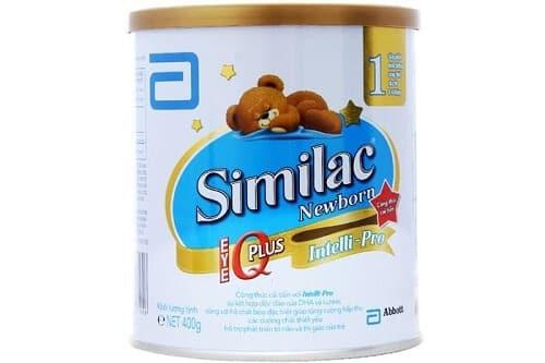 Sữa tốt nhất cho trẻ sơ sinh - Similac Newborn