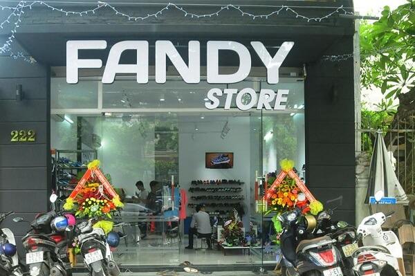Shop giày Đà Nẵng - Fandy
