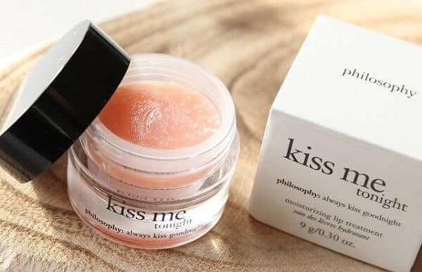 Son dưỡng môi tốt nhất thế giới - Philosophy Kiss Me Tonight