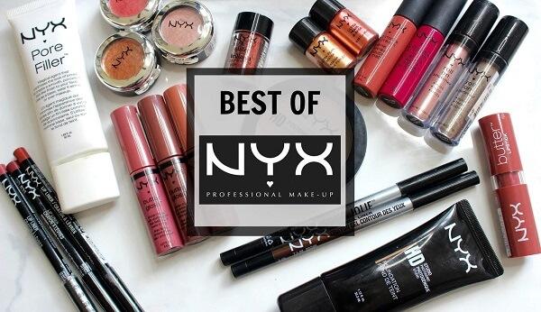 Thương hiệu mỹ phẩm NYX