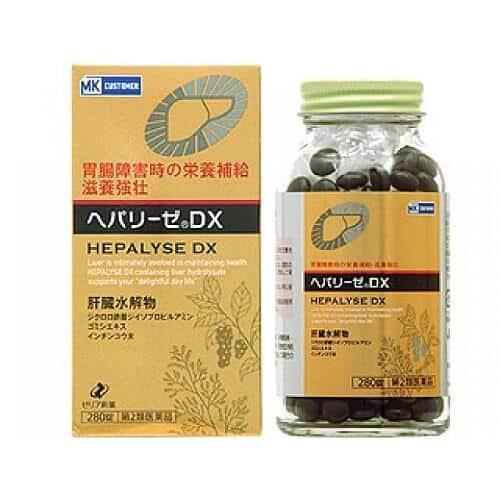 Thuốc giải độc gan Hepalyse DX