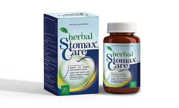 hình ảnh Review Herbal Stomaxcare có tốt không? Giá bao nhiêu? Mua ở đâu - số 1