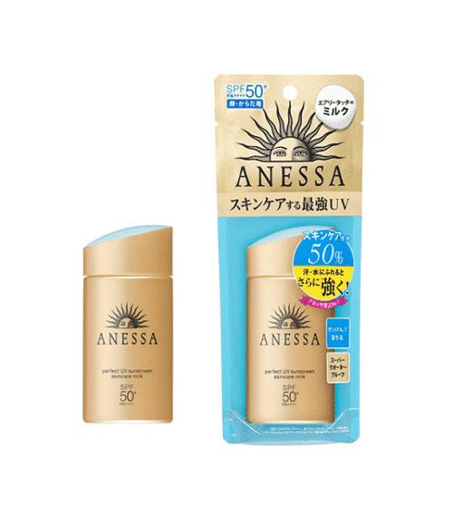 Thương hiệu kem chống nắng tốt nhất thế giới - Shiseido