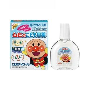 Thuốc nhỏ mắt Muhi dành cho trẻ em