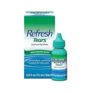 Thuốc nhỏ mắt Refresh Tears Lubricant Eye Drops