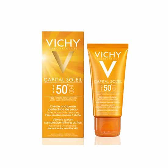 Kem chống nắng Vichy Ideal Soleil SPF50