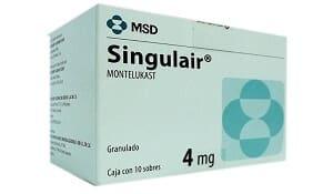 Thuốc dự phòng hen Singulair