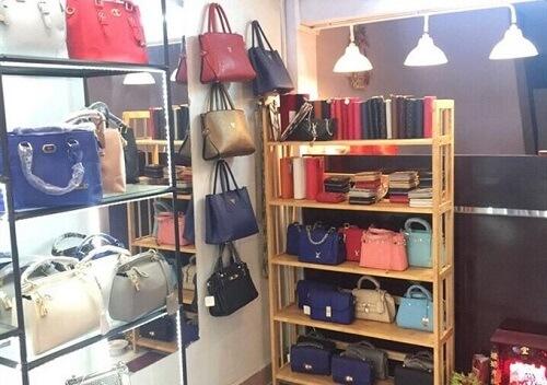 shop túi xách nữ đà nẵng hình 9