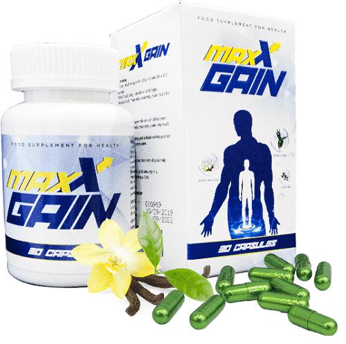 viên uống tăng cân maxx gain có tốt không