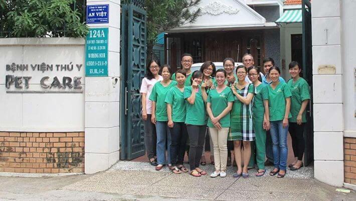 hình ảnh Danh sách phòng khám và bệnh viện thú y tốt nhất TP.Hồ Chí Minh - số 2