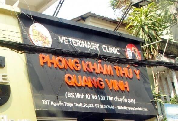 hình ảnh Danh sách phòng khám và bệnh viện thú y tốt nhất TP.Hồ Chí Minh - số 1