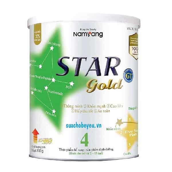 sua-star-gold-so-4-sua-phat-trien-chieu-cao-tot-nhat