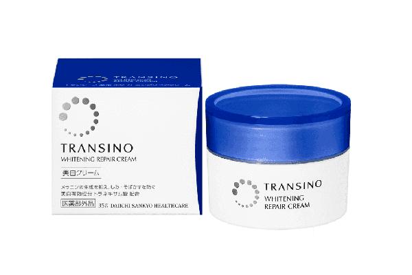 transino-whitening-repair-cream-kem-duong-da-tot-nhat-the-gioi