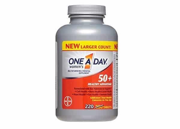 One-A-Day-Women's-50+-Healthy-Advantage-thuc-pham-chuc-nang-tot-cho-nguoi-trung-nien