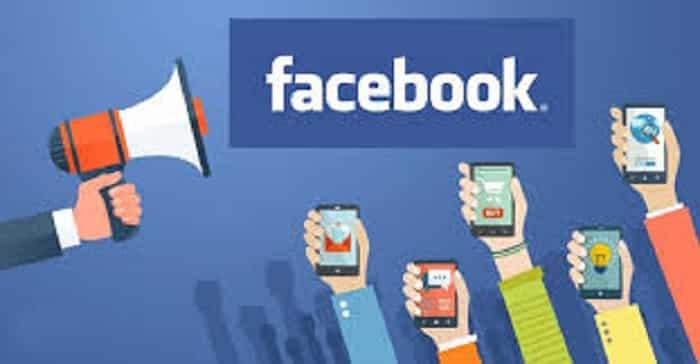 Việc tìm kiếm khách hàng thông qua facebook là một trong những cách phổ biến