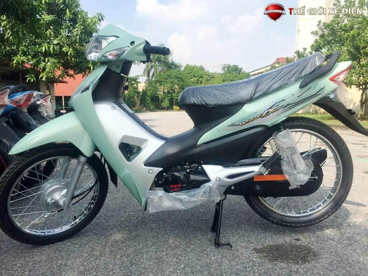 Xe máy 50cc Wave Halim Korea 2020