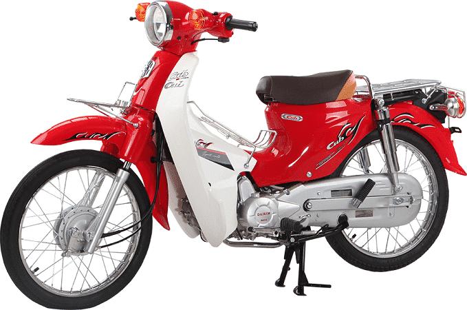 Xe máy 50cc giá rẻ khá yếu và ăn xăng