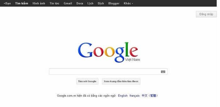 Cần tận dụng công cụ tìm kiếm Google