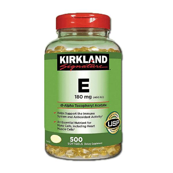kirkland-vitamin-e-400-iu-500-vitamin-e-nao-tot-cho-da-mat