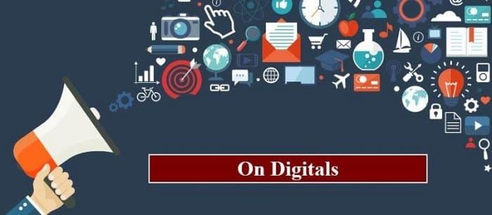 Mục tiêu của On Digitals đó chính là truyền tải dữ liệu đến khách hàng một cách tốt nhất