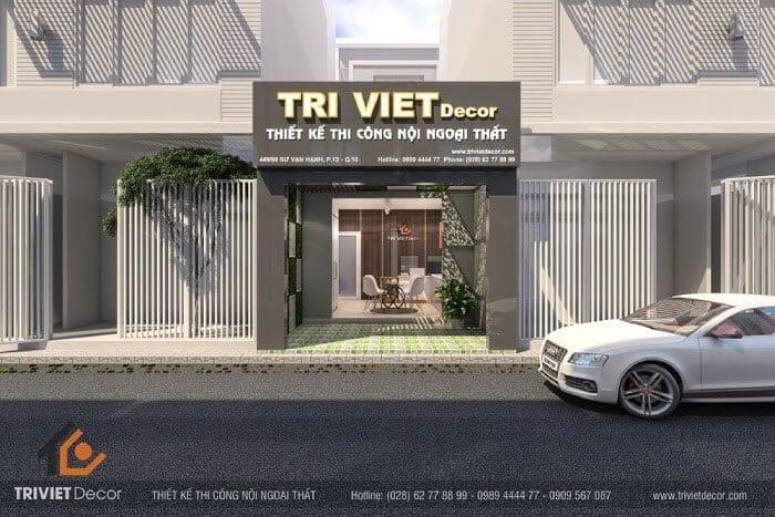 Trí Việt Decor là đơn vị thiết kế nội thất hàng đầu trên thị trường