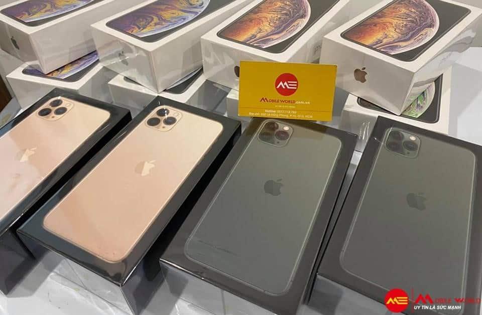 hình ảnh Mua iPhone 11 Pro Max cũ giá rẻ, uy tín ở đâu? - số 1