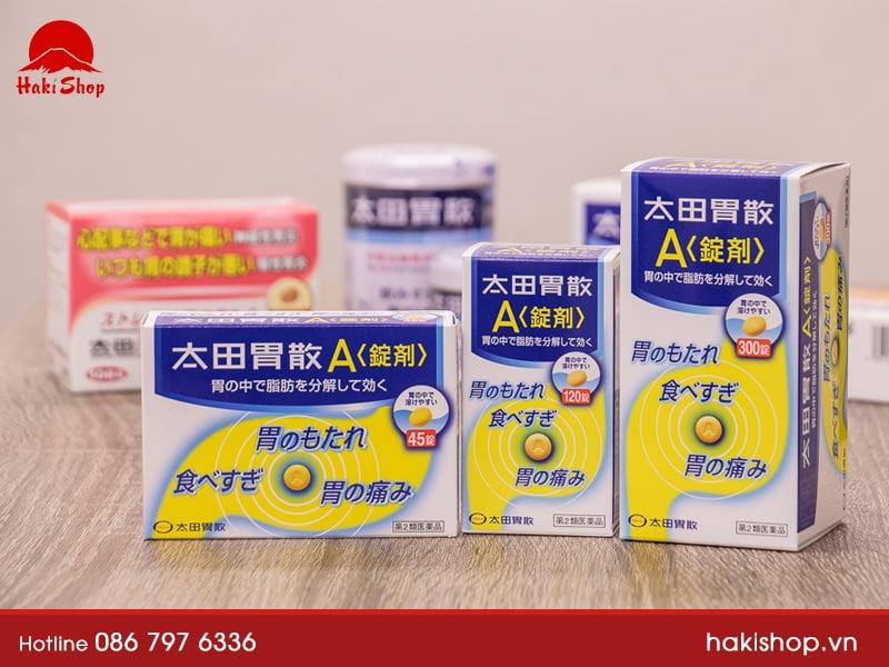 hình ảnh Địa chỉ bán thuốc đau dạ dày bao tử Ohta Isan chính hãng - số 2