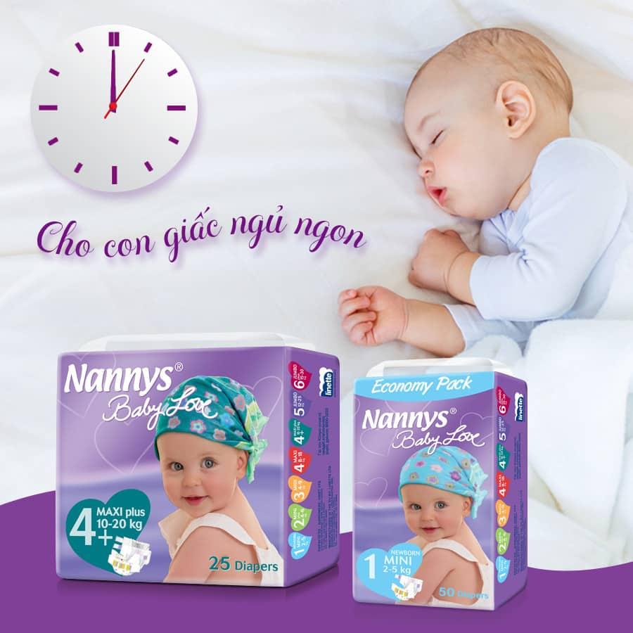 hình ảnh Nannys Baby Love:Bé thoả sức chơi & ngủ ngon mỗi tối - số 1